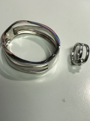 Original Jette Armreif mit passendem Ring