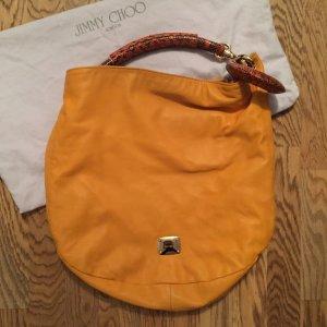 Original Jimmy Choo Handtasche • orange • wie neu