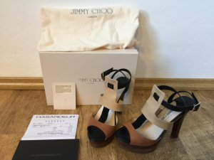 Original Jimmy Choo High Heel Sandaletten