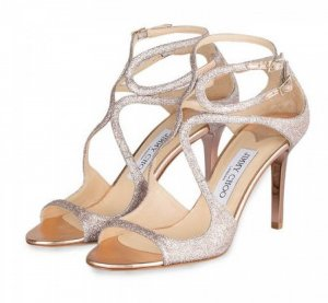 Jimmy Choo High Heel Sandal light pink