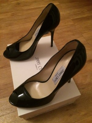 Original Jimmy Choo Peeptoes