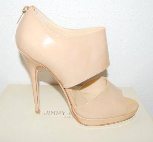 Original Jimmy Choo Plateau High Heels -  Gr. 39,5