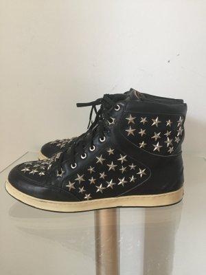 Jimmy Choo Sneaker nero