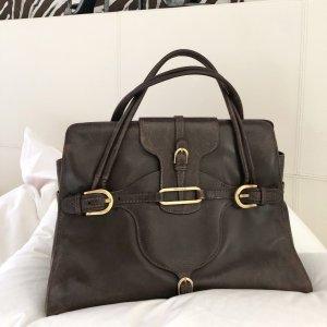 original JIMMY CHOO Tulita Bag, braun Vintage