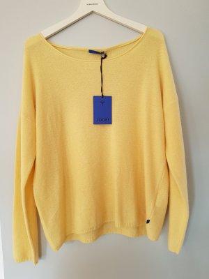 Joop! Sweater pale yellow