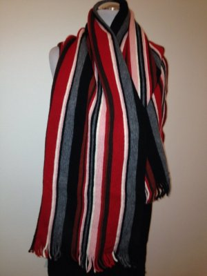 Joop! Sjaal veelkleurig Wol