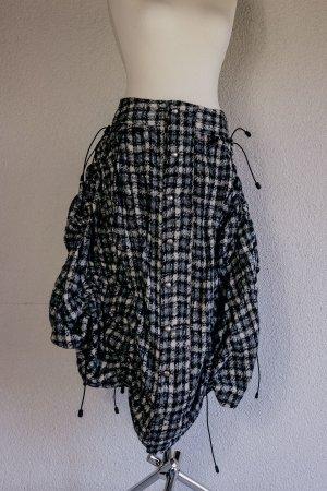 Original Junya Watanabe Comme des Garcons Rock schwarz weiß grau Gr. M (38/40)