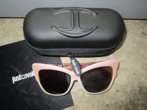 Just cavalli Retro Glasses pink-pink