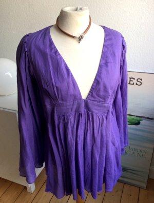 Just cavalli Tunique-blouse gris violet