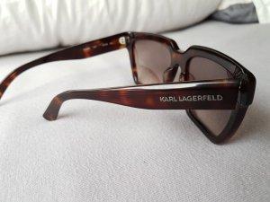 Karl Lagerfeld Glasses brown-dark brown