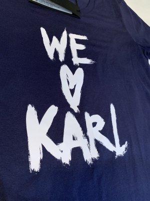 Original Karl Lagerfeld T-Shirt Neu