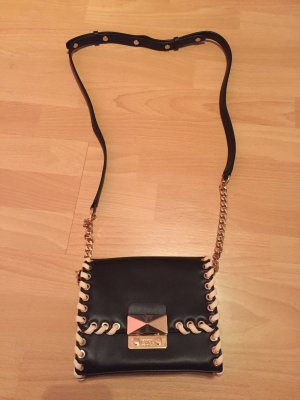 Original Karl Lagerfeld Whipstitch Crossbody SS17