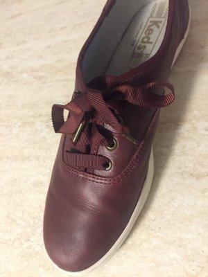 Original Keds Schuhe Leder