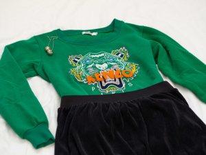 Kenzo Kraagloze sweater veelkleurig Katoen