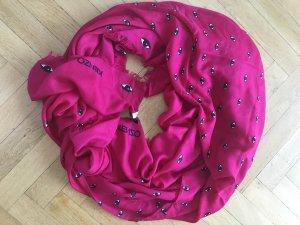 Original KENZO PARIS Schal Tuch friendly pink lala blogger XXL Neu 295€