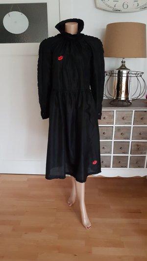 original Kenzo Paris Seiden Kleid