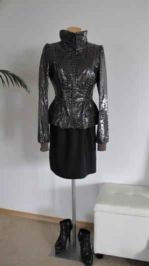 Michalsky Leather Jacket multicolored leather