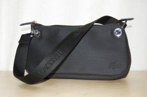 Original Lacoste Handtasche schwarz - NEU!