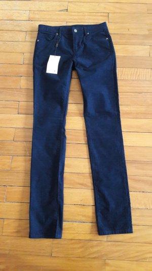 Original Lacoste Hose Slim Leg S Business kord neu mit Etikett