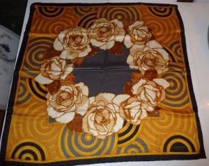 Lanvin Silk Scarf multicolored silk