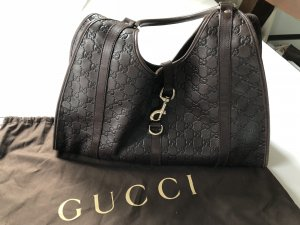 Original Leder Gucci Tasche
