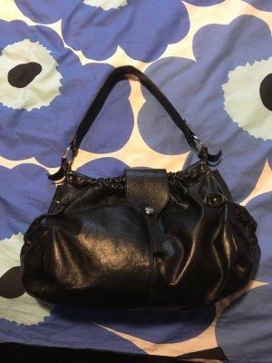 Original Leder Handtasche von Hogan / eine Marke von Tod´s