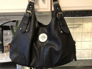 Mulberry Pouch Bag black