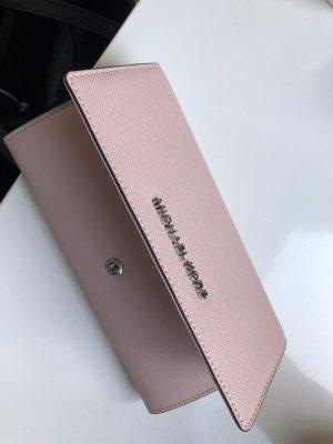 Michael Kors Portafogli rosa chiaro Pelle