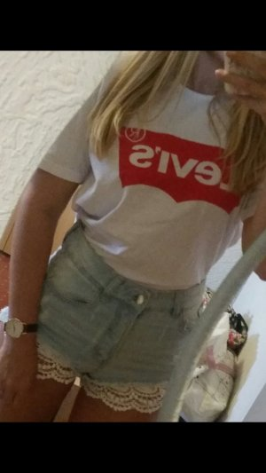 Original levi's T-shirt oversized