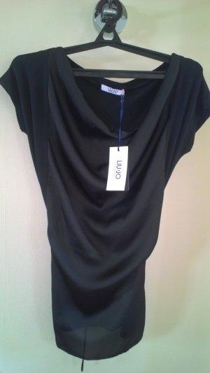 Liu jo Top extra-large noir coton