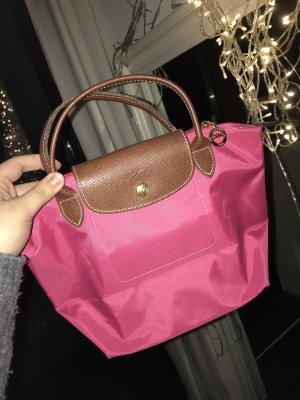 Original | Longchamp Le Pliage S | pink | nie getragen