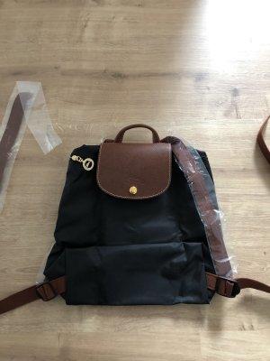 Longchamp Bolsa de hombro negro