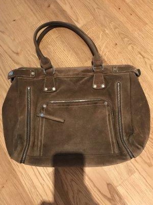Longchamp Reisetasche Schwarz