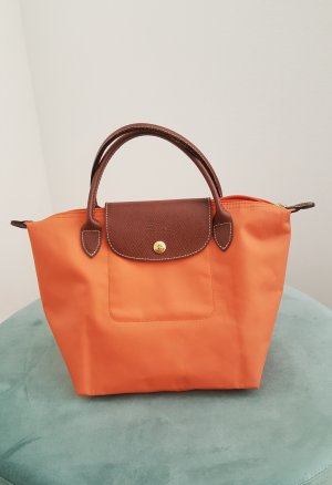 Original Longchamp Tasche Le Pliage S in orange