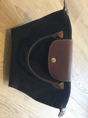 Original Longchamp Tasche le pliage (schwarz)