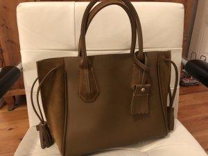 Original Longchamp Tasche Leder Le Alexa Chang NP 760€