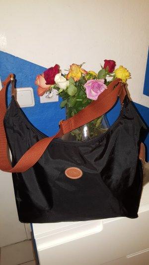 Original Longchamp Tasche NEU Hobo Bag schwarz