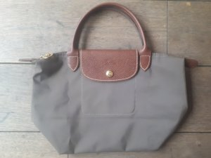 Original Longchamps Tasche Le Pliage in S in braun