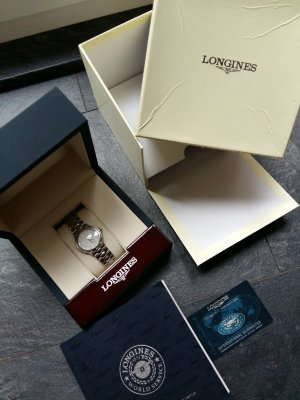 Original Longines Conquest