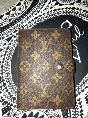 Louis Vuitton Card Case brown