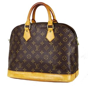 Louis Vuitton Sac Baril brun