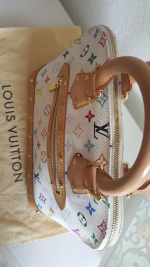 Original Louis Vuitton Alma Monogram Multicolor