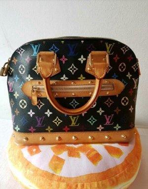Original Louis Vuitton Alma Multicolore Handtasche