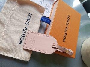 Original Louis Vuitton Anhänger Tasche rosa NEU Box Rechnungskopie