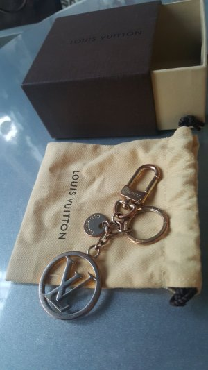 Louis Vuitton Sleutelhanger goud