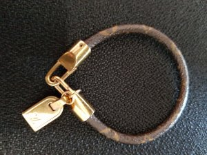 Original Louis Vuitton Armband Lockit & Rechnung Monogram Canvas