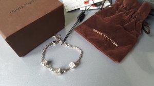 Original Louis Vuitton Armband silberfarben & Echtheitszertifikat