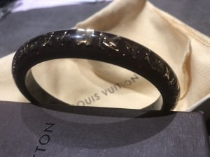 Louis Vuitton Bangle dark brown