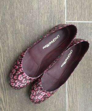 original Louis Vuitton Ballerina. Stephen Sprouse Leopard Muster. Gr:38
