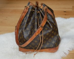 Original Louis Vuitton Beutel Tasche Sac Noe Grande grand Luxus Handtasche